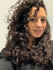 #CurlyGirl